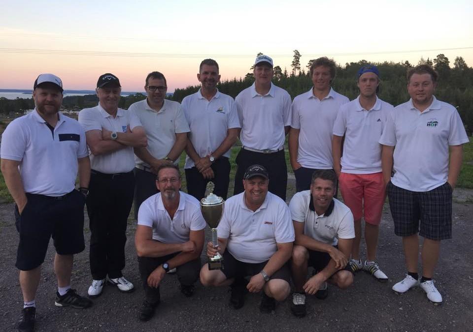Hof gk vant Klubbmatchen mot Solum og Re