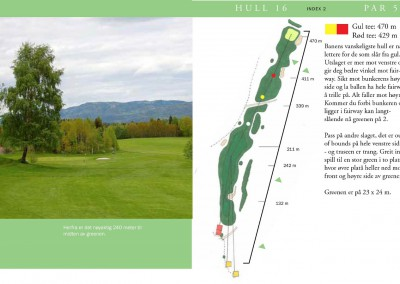 Hull 16 (Par 5, Indeks 2)