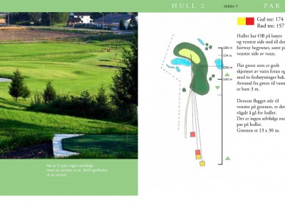 Hull 2 (Par 3, Indeks 7)