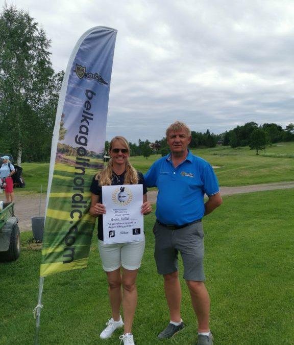 Gunhild Rustad vant Belka Golf Nordic