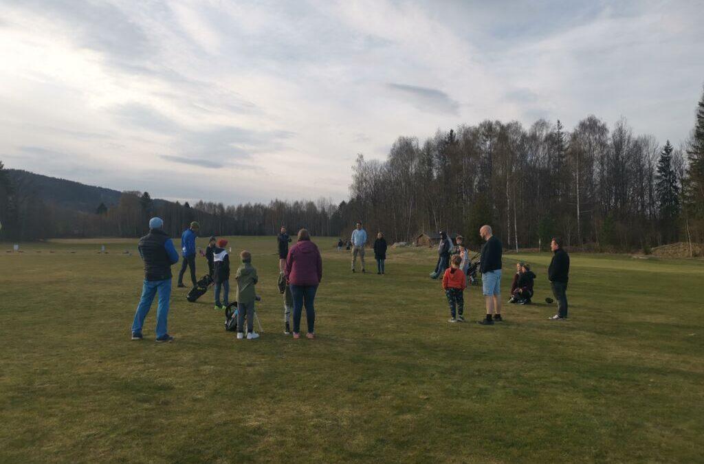 Golf er gøy – tilbud til barn og unge