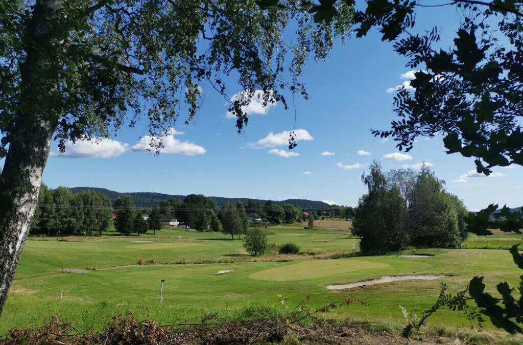 Golfturnering for VTG-deltakere